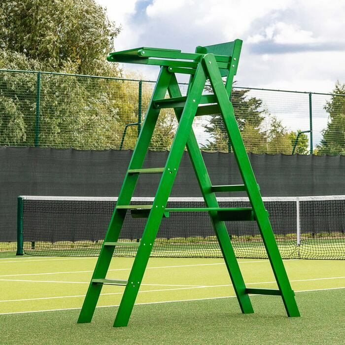 Professional Badminton Umpires Chair | Badminton Court Equipment