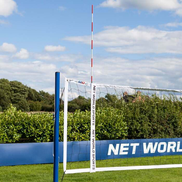 FIVB Regulation Volleyball Antennas & Sheath | Professional Volleyball Equipment