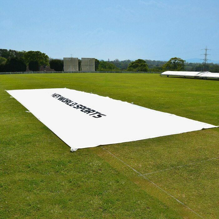 Protection de Pitch de Cricket | Manches Ultra-Durables