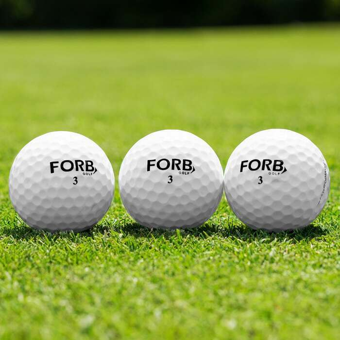 PGA & European Tour Quality Golf Balls | FORB Golf