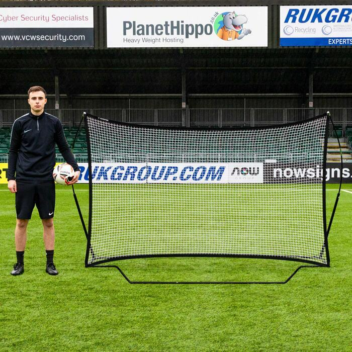 Rebound Net For Sports Training | Catching, Ball Control & Ball Contesting Practice
