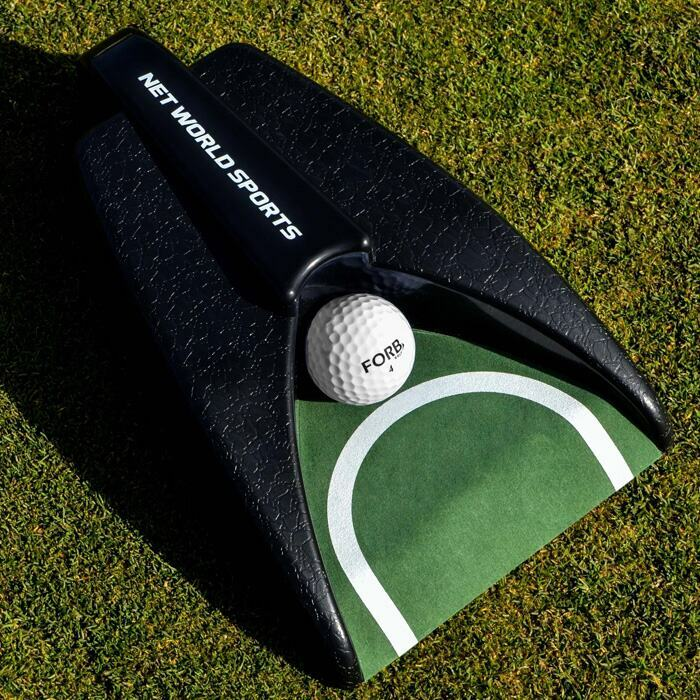 Golf ball returner | Putting green