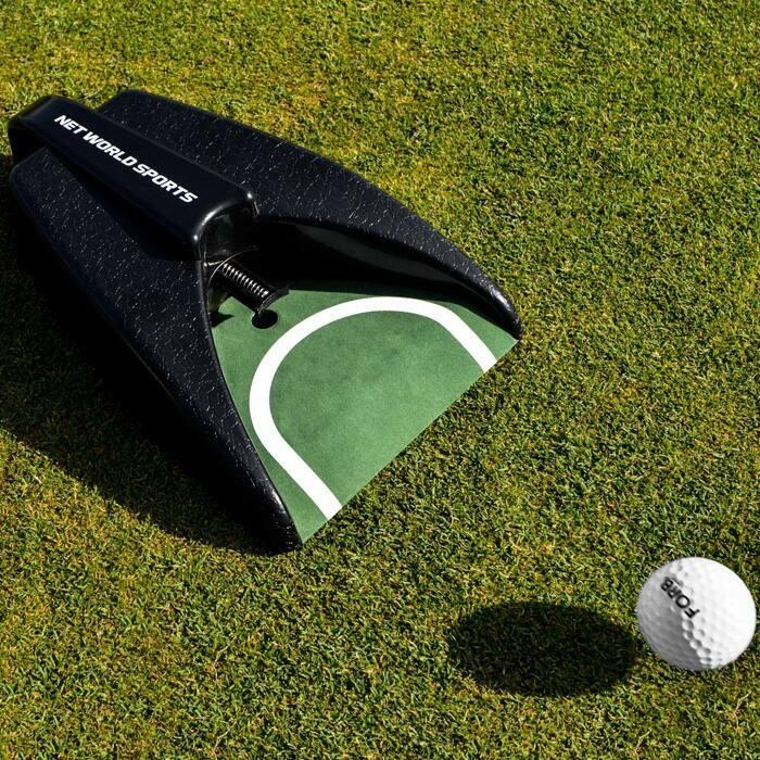 Golf ball returner | Putting green