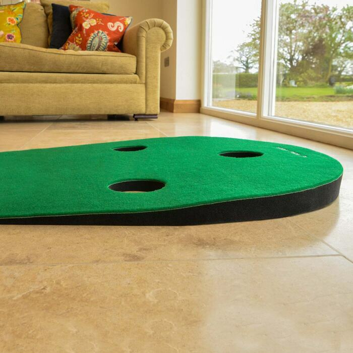 Non-Crease Polyester Putting Surface