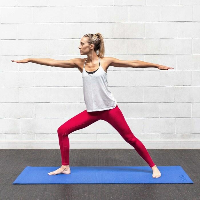 Tappetino per esercizi di yoga e pilates da 183 cm