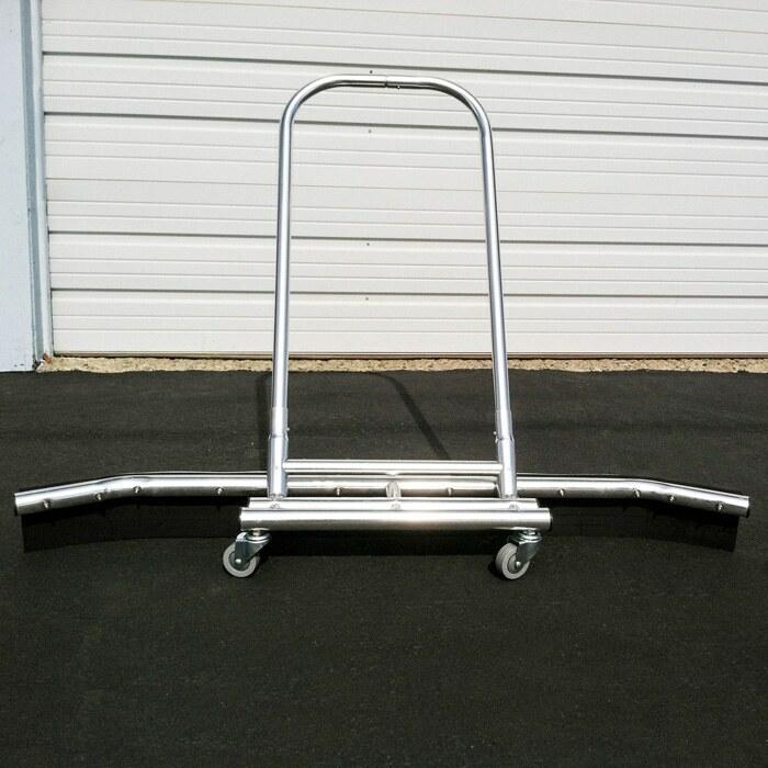 Tennis Court Squeegee 5ft Sweeper Blade | Aluminium Frame