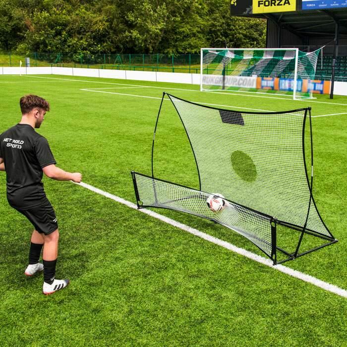 RapidFire Soccer Rebounder | Soccer Rebounder Net