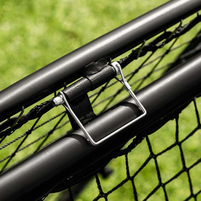 Double-Sided Rebounder | Adjustable Rebound Net