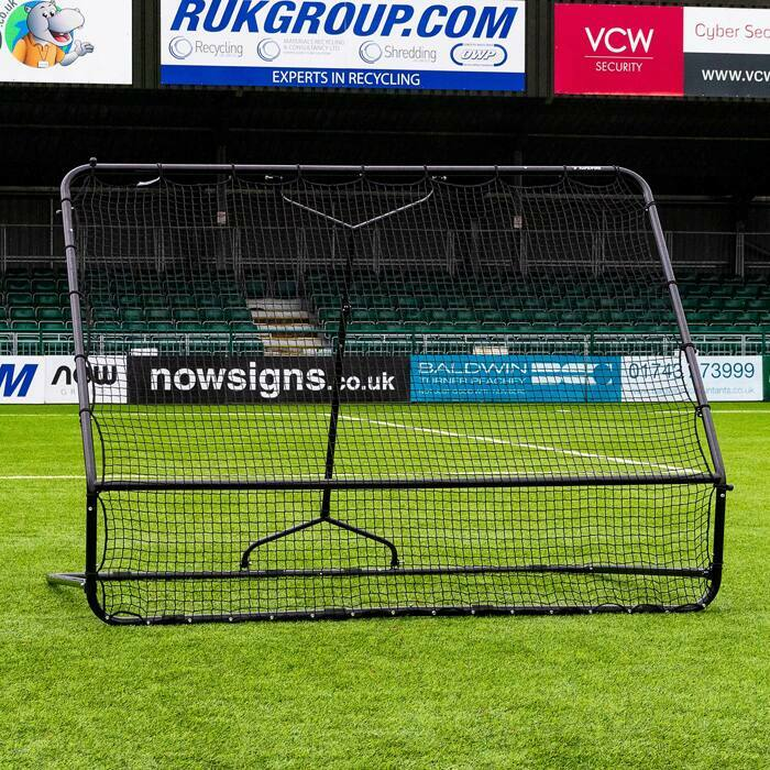 Rebound Net For Fielding Practice | Cricket Training Equipment