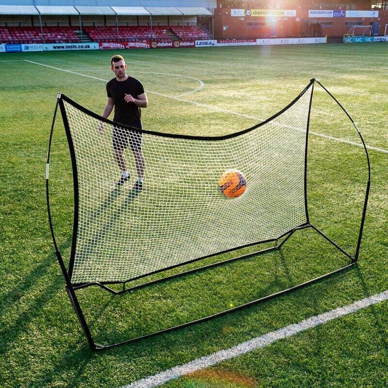 Filet Rebond de Foot de Qualité Supérieure | Filets d'Entraînement de Football
