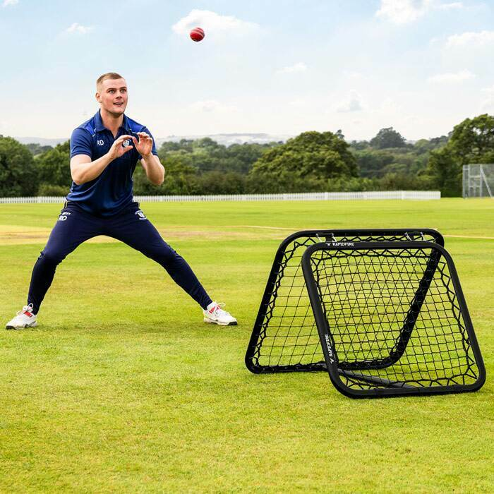 Cricket Catch Response Trainer | Cricket Bowling Training Net