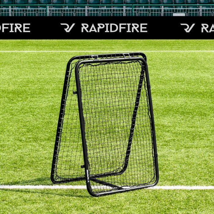 RapidFire Aussie Rules Football Rebounder | AFL Rebounder Net