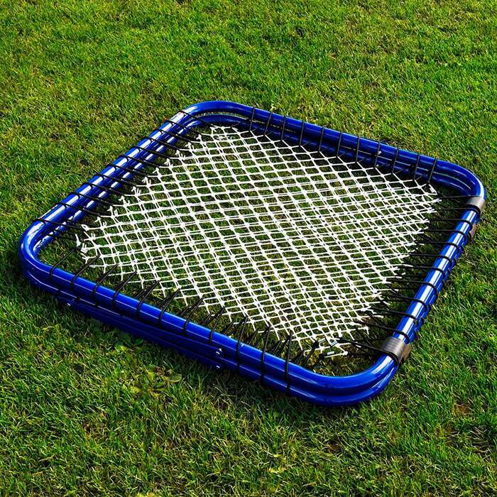 Portable Rebound Cricket Net | Fielding Training Equipment