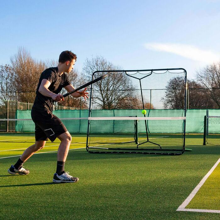 2mm PE Netting Provides Consistent Extreme Bounce | Tennis Training Drills