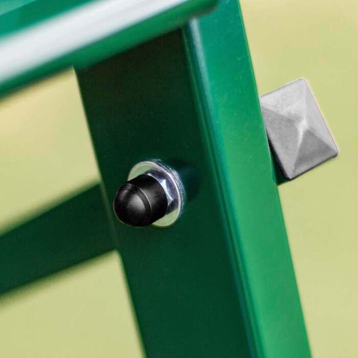 Premium-Grade Aluminium Frame | Rot-Resistant & Weatherproof
