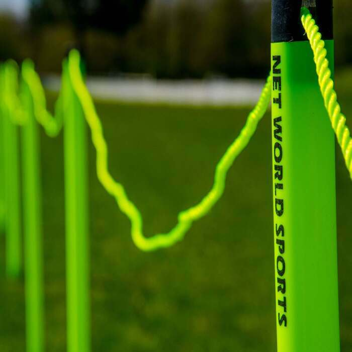 1.2m | 4ft Tall Soccer Crowd Barrier Rope