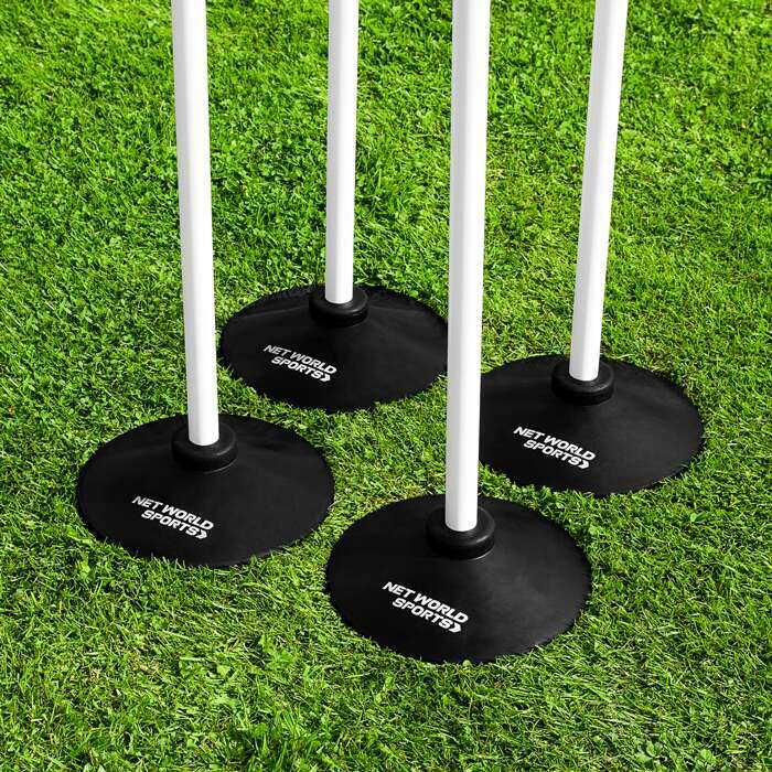 Set of 4 Rounders Bases With Poles
