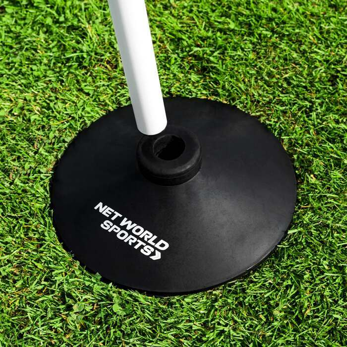 Portable Rounders Base and Pole Set