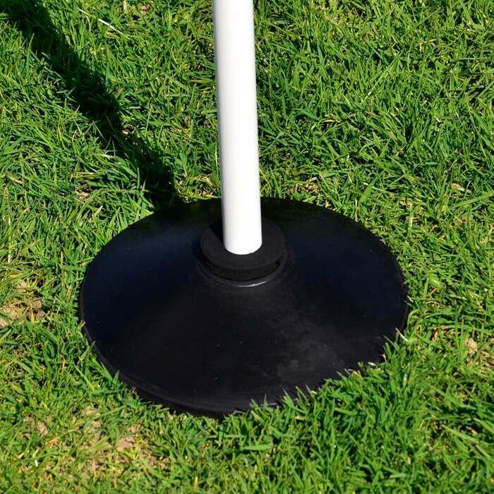 4 Bases de Rounders Ultra-Durables | Diamètre de 20cm