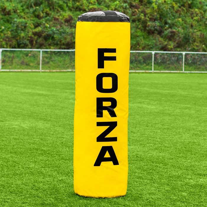 Rugby Tacklingssäckar med repbeständiga PVC höljen | 100% vädersäker träningsutrustning