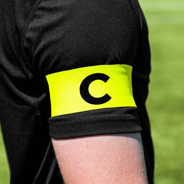 Multi-purpose Rugby Pro Captains Armband