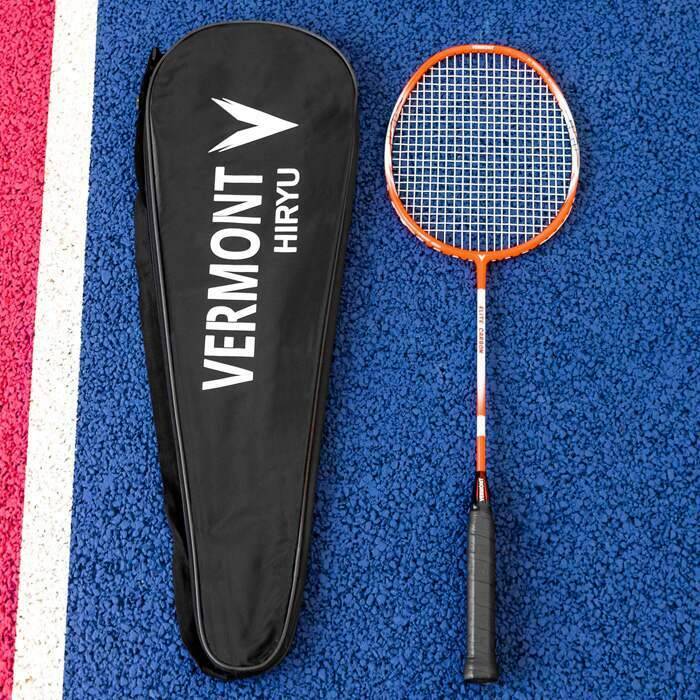Badminton Racket For Senior Players | Vermont Sports
