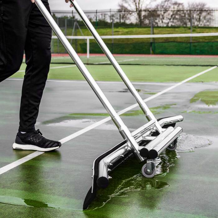 Professional Tennis Court Water Clearing Equipment