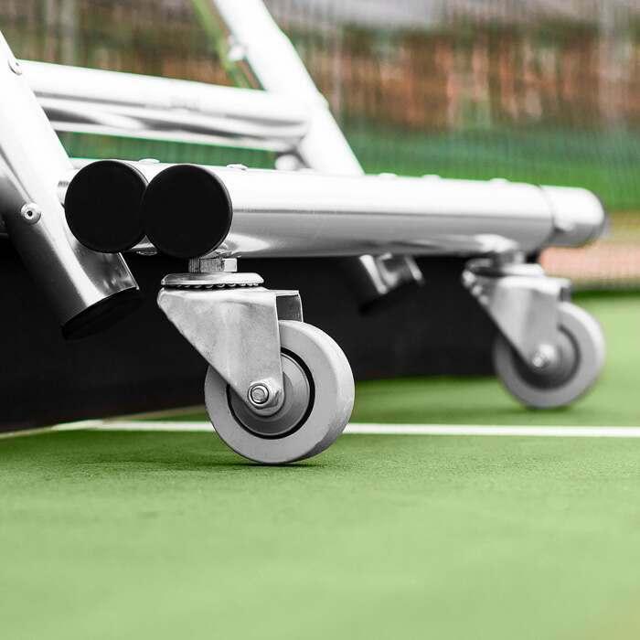 Lightweight & Durable Rain Shuttle Squeegee For Tennis Courts