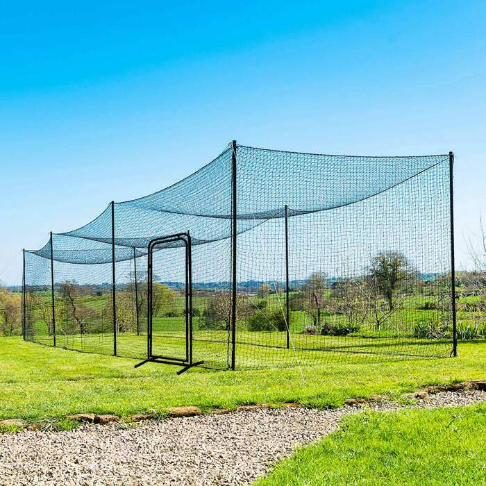 Baseball Batting Cage Door | Cricket Hitting Cage Door