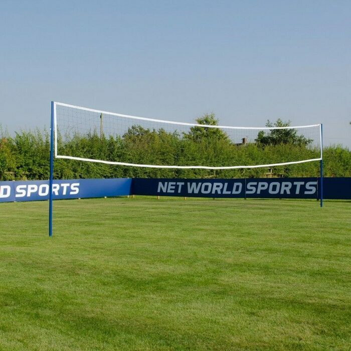 Socketed Volleyball Posts
