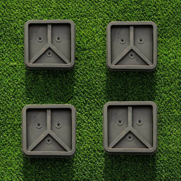 Universal Fitting Tennis Post Ground Sockets | Indoor & Outdoor Tennis Courts