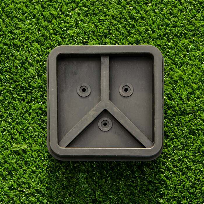 Round Tennis Post Socket Caps | Square Tennis Post Socket Caps
