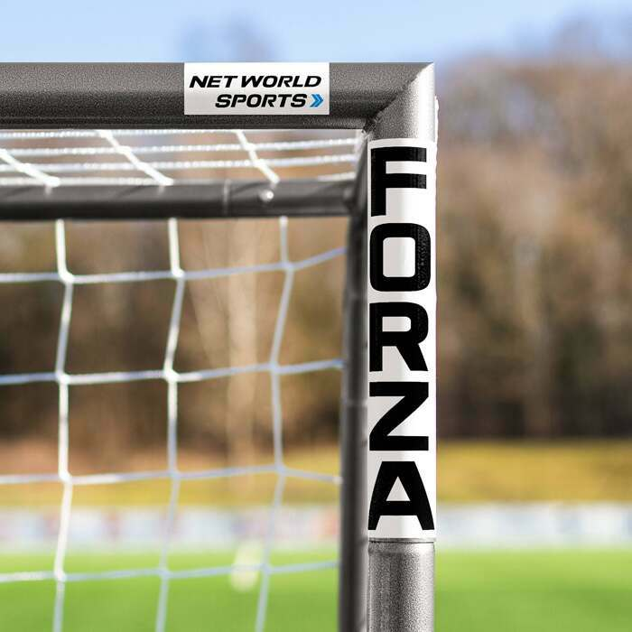 Steel42 3.7m x 1.8m Football Goal | Steel Football Goals
