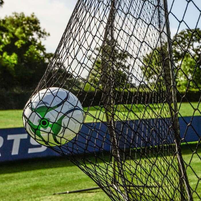 Soccer Ball Stop Netting System   Best Ball Stop System For Soccer