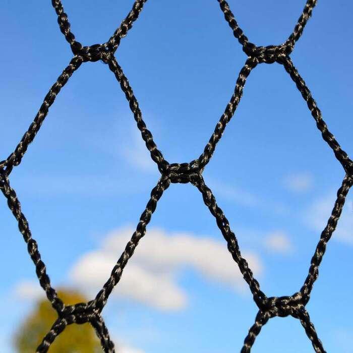 Weatherproof Soccer Ball Stop Netting   Backyard Ball Stop Nets