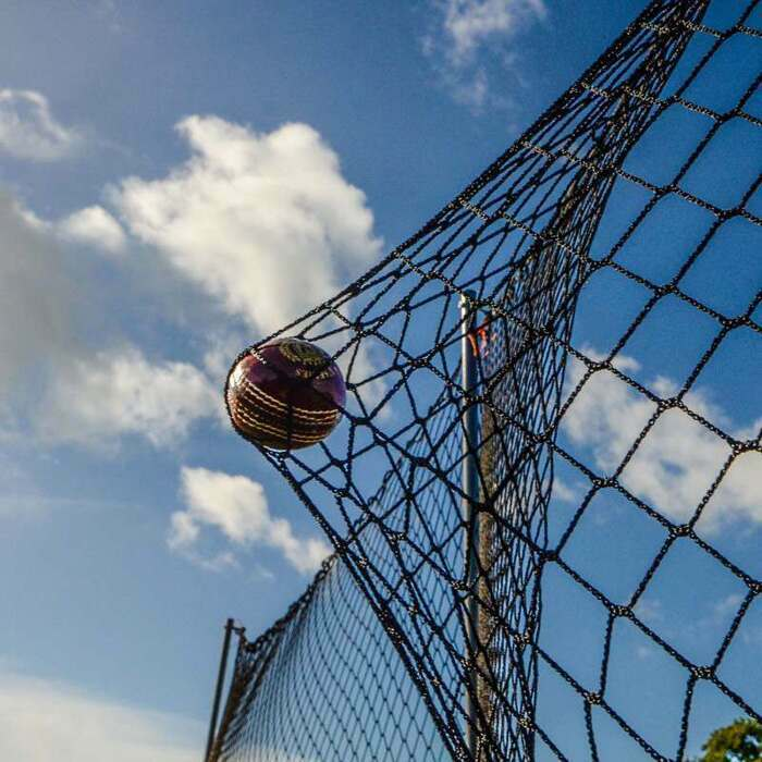 Knotless Mesh Ball Stop Netting