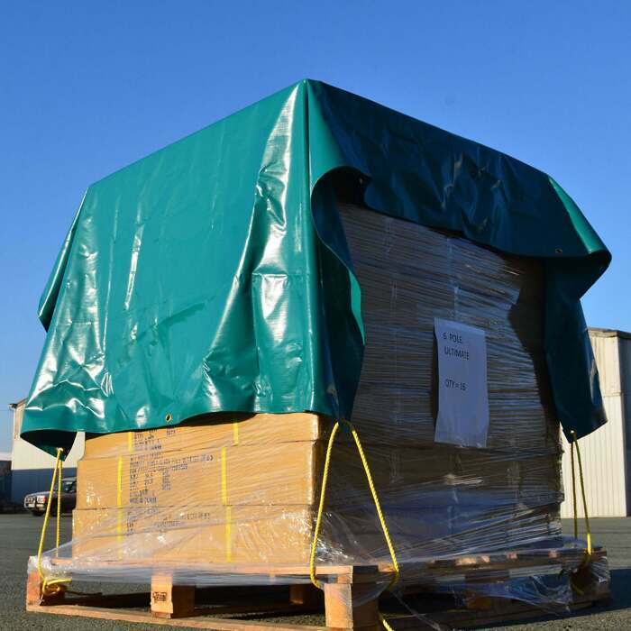 Ultra Heavy-Duty 500GSM Industrial Tarps