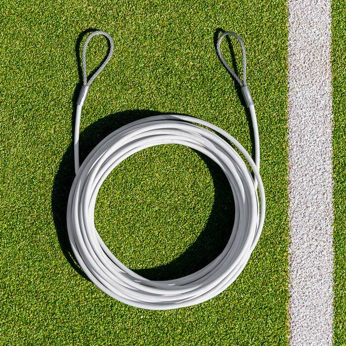 Tennis Net Headline Wire Cable | Tennis Court Equipment