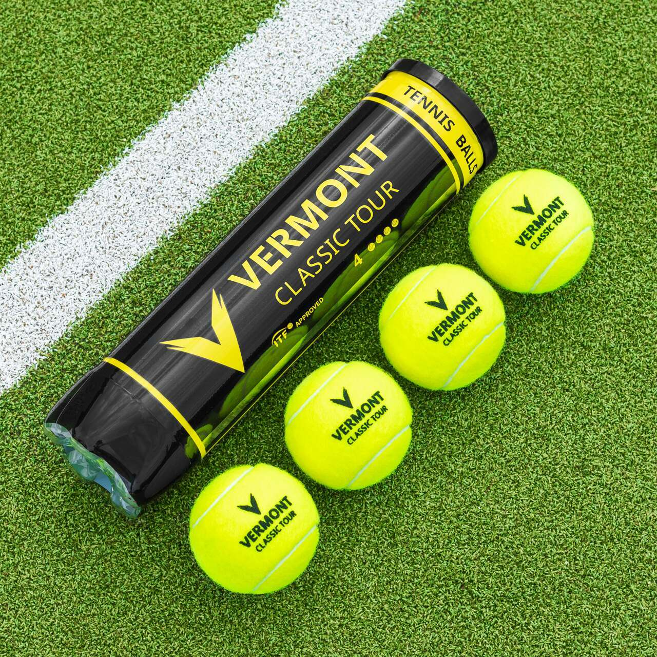 ITF Approved Tennis Balls | Tennis Balls For Tournaments
