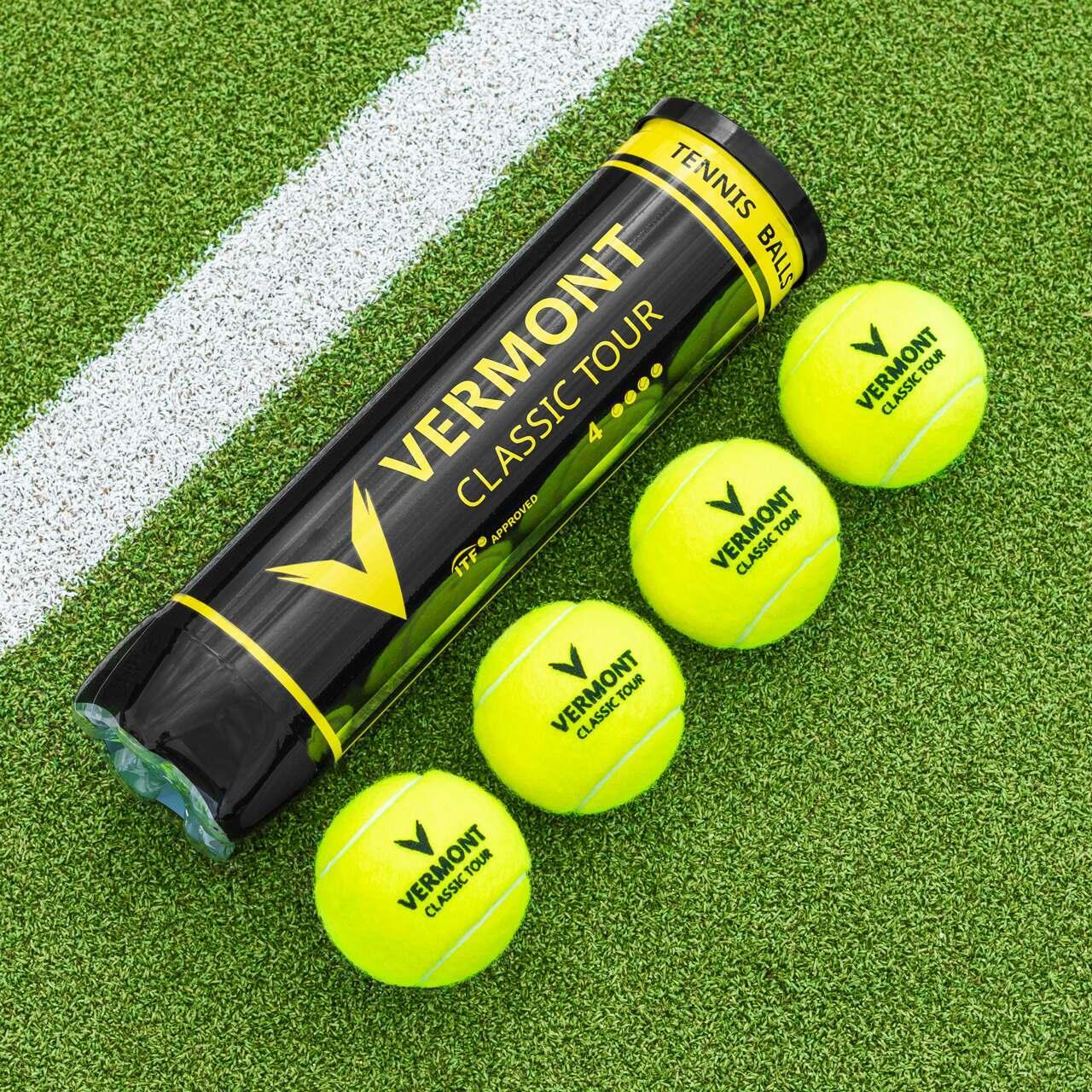 ITF Goedgekeurde Tennisballen | Tennisballen voor toernooien