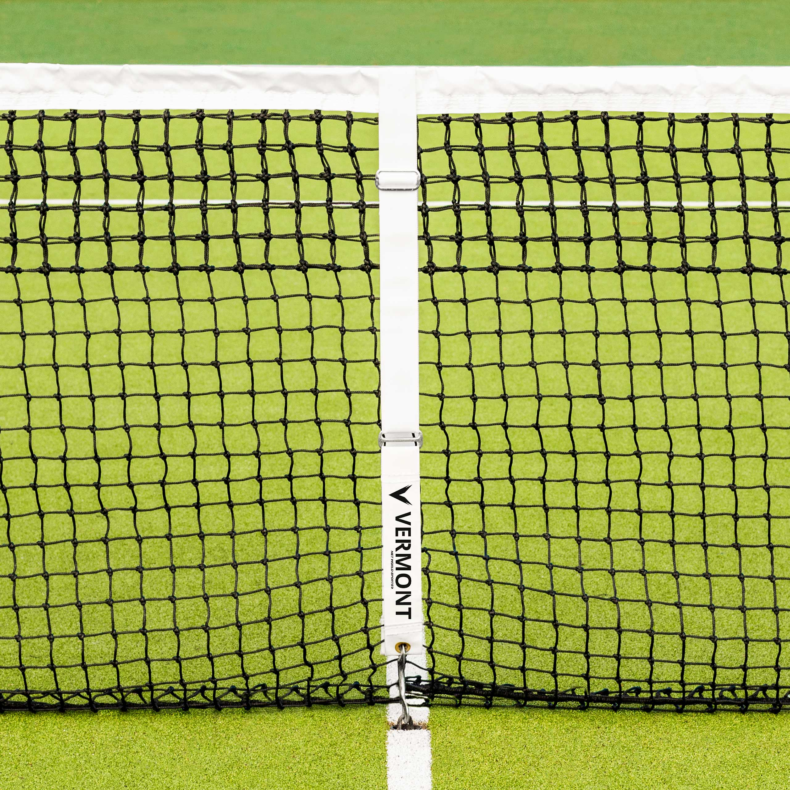 Professional Tennis Net Center Strap | For Indoor & Outdoor Tennis Courts