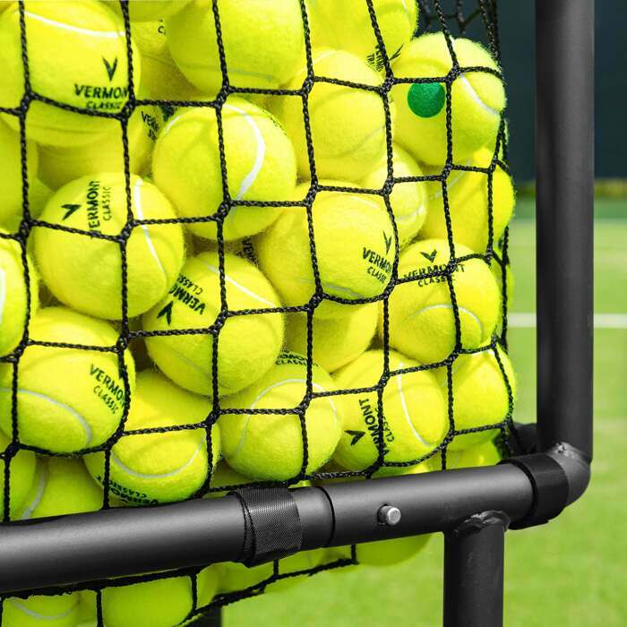 Tennis Basket With 300 Ball Capacity | Tennis Coaching Equipment