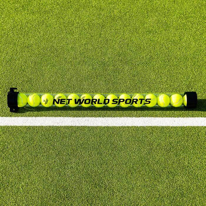 Transparent Tennis Ball Pick-Up Tube | Tennis Court Equipment