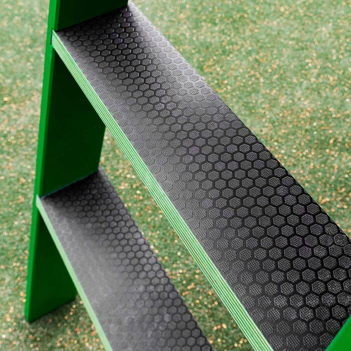 Tennis Umpires Chair With Anti-Slip Rubber Tread | Suitable For All Tennis Courts