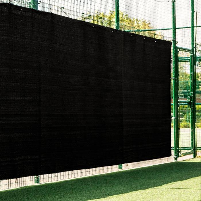 Cortavientos para pistas de tenis profesionales | Red de privacidad para pistas de tenis