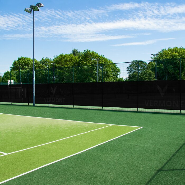 Weatherproof Tennis Court Protector Screens | Tennis Court Equipment