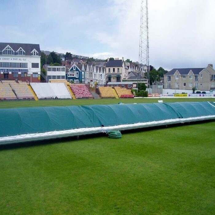 UV Treated PVC Replacement Cricket Pitch Cover Sheets