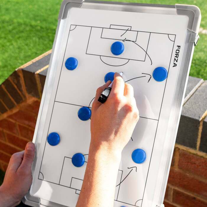 Coaching Boards For Soccer | Compact Soccer Tactical Board