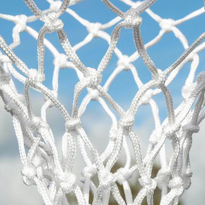 5mm Thick Polyester Net For Professional Netball Hoops