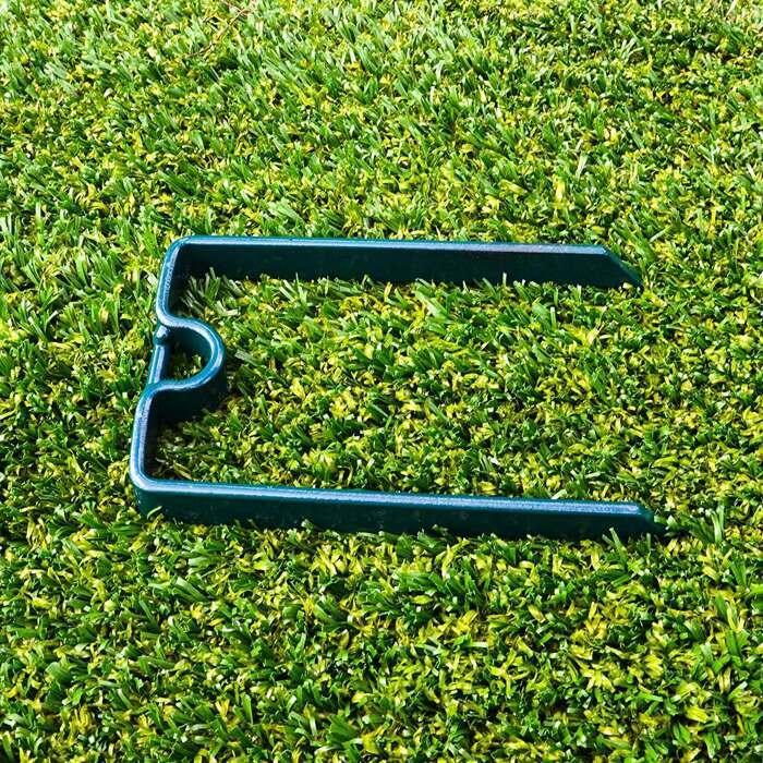M-Peg Ground Socket For Tennis Net Centre Straps | Grass Tennis Courts